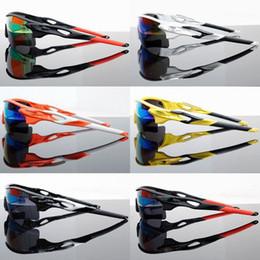 Wholesale Brand designer outdoor sports bicycle bike riding cycling eyewear sunglasses women men fashion glasses oculos