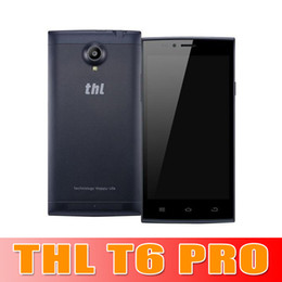 Wholesale Hot selling Original THL T6 Pro Octa Core Android Smartphone IPS HD P quot GB RAM GB ROM MP G GPS