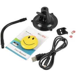 Wholesale Hot Sale Smile Face MP3 Player with Clip Mini DV Hidden Car DVR Spy Camera Digital Video Recorder Hidden HD Pin Pinhole Came