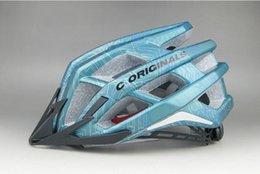 Wholesale-C ORIGINALS HM01 Casco Bicicleta Carretera UNICASE Cycling Equipment Bicycle Helmet Ultralight Road Bike Helmet 275g Blue