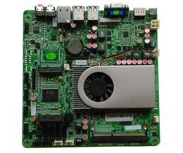 Wholesale HCIPC M424 ITX HCM10X21W C1037 CPU ITX Motherboard Intel NM70 Single Chip Mini ITX Motherboard