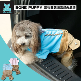 Wholesale BONE PUPPY Gentlement Look Pet Dog Jumpsuit Noble Puppy Cat Jumper
