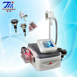 Wholesale TM A zeltiq cryolipolysis cool body sculpting machine fat freezing machine cavitation rf lipo laser cryolipolysis machine