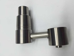 Female and Male Domeless Titanium Nail for Both 14mm and 18.8mm Universal Titanium Nail New Super Quality Recycling Titanium Nail