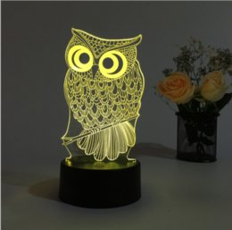 Animal pattern led lampAnimal pattern led lamp seven color creative design, independent design, suitable for indoor and outdoor, single with