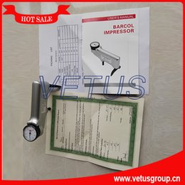 Wholesale High Quality Indenter Barcol Impressor hardness tester for plastics