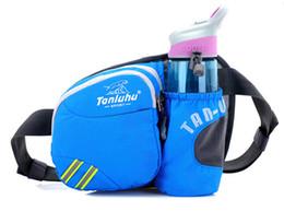 Gros-2015 Hot Vendez Sports de plein air étanche Sac Sac besace bouilloire Chest pack Saddle Bag Side avec une bouteille d'eau Rouge Vert Bleu BB001 blue sport outdoor packs promotion à partir de le sport bleu paquets de plein air fournisseurs