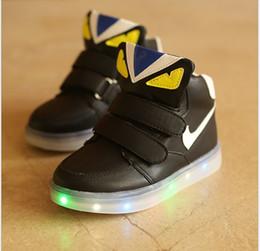 2016 Nouveaux Enfants Led Chaussures Lumineuses Garçons Filles Chaussures Athlétiques Luminaires Chaussures Enfants Chaussures Occasionnels Chaussures Chaussures Chaussures Enfant Chaussures 4 Couleurs à partir de lumières bottes fabricateur