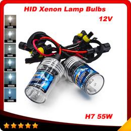 Wholesale New Xenon Hid Conversion Kit W H7 Bulb Lamp with Silm Ballast DC12V For Car Headlight K k k k K K