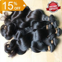 Wholesale Peruvian Malaysian Indian Brazilian Virgin Hair Extensions Dyeable Natural Color Virgin Hair Bundles Body Wave Human Hair Weave Double Weft