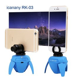 Wholesale iCanany RK03 RK remote Elf mini panorama robot for selfie photography support IOS android or above