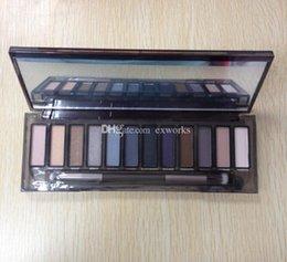 Wholesale Nude Colors Eyeshaodw Smoky Eyeshadow Palette Nude Smoky Eyeshadow Palette Best Quality Smoky Eye Shadow Christmas Best Gift for Women