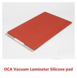 Wholesale Non Slip Silicone Pad Silicone Pads Silica Mat OCA Laminator Machine Laminating pad Universal