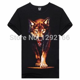 men Cool Style THE wolf T Shirt The Punisher Black Short Sleeve T-shirt male Clothing Top Tees For Summer tx10
