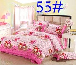 Wholesale Home textile Sheet set Flat sheet Fitted sheet pillowcase roupa jogo de cama bed linen bedclothes bedding set bedsheet bed set