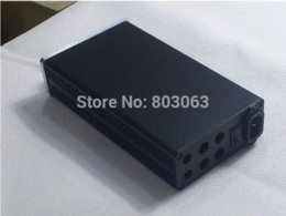 1105 Full Aluminum Enclosure   case   Preamp box  PSU chassis DIY AQ Amplifier Cheap Amplifier