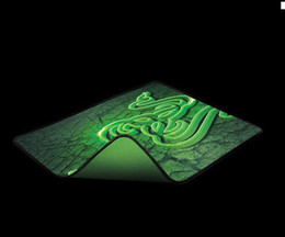 Wholesale 2017 Speed Version mm Gaming Computer Mats OEM Razer Goliathus Gamer Soft Mouse pads DOTA2 league of legend