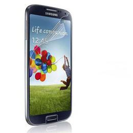 Pantallas digitales en venta-Mate protector de la pantalla Para el protector de pantalla Samsung Galaxy S4 antideslumbrante del protector de la película La huella digital anti helada