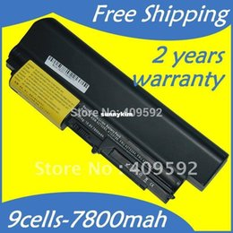 Wholesale BEST cells Laptop Battery For Lenovo ThinkPad T61 T61 T61p T61u Series quot widescreen
