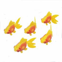 Pequeño ornamento falso de la simulación del proceso de la resina de la decoración del flotador de la decoración del paquete del paisaje del acuario de los pescados 10pcs desde proceso de pesca fabricantes