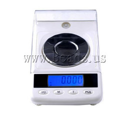 Wholesale Digital Pocket Scale australian ABS Plastic white x85x60mm Sold By PC