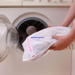 Zipped Laundry Washing Mesh Bags Net Socks Underwear Wash 1 Large 1 Medium 1 Small