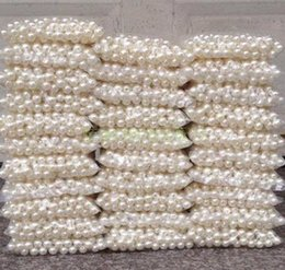 Wholesale 4 mm ABS imitation pearls loose beads whole pounds