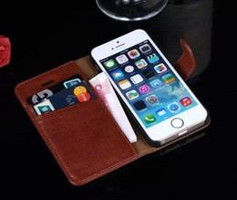 Simple Clip For Iphone 5 5S Case Flip Cover Stand Wallet Luxury Original Colorful Noble Genuine Leather Case for Apple Iphone 5 5S