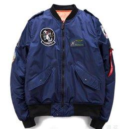 Wholesale Spring embroidery badges popular logo baseball uniform Japanese retro women coat