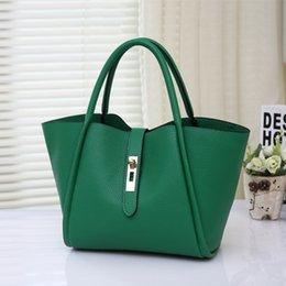 Wholesale HOT Designer Handbag Elegant Lady Celebrity PU Leather Shoulder Bags Vintage Women Tote Handbags D7