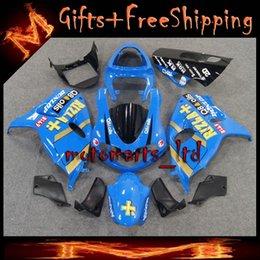 Wholesale blue ABS Fairing For Suzuki TL R TL1000R TL R Aftermarket Fairing
