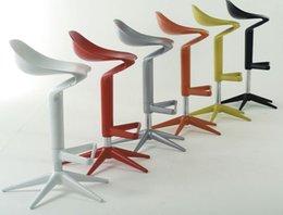 Wholesale Bar chair bar stool bar chair rotating chair lift bar stool high chair high chair pedal reception chairs