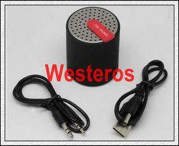 Wholesale Best portable mini wireless bluetooth speaker mobile phone music speakers speakerphone speaker microphone stereo speaker system for iPhone