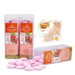 Wholesale Nail art New Manicure at Home BATHRANI Manicure soak for Foot Care Nail Fizzing Tablet Bath Pomegranate amp Fig g