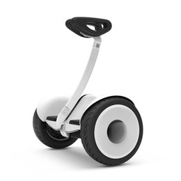Wholesale Newest XiaoMi No Electric Chariot Balance Scooter Smart Hover Board Wheels with bluetooth