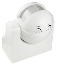 Las luces de carga en Línea-110V Sensor de 220V Sensores infrarrojos del IR Sensor del detector de movimiento Sensor de la iluminación al aire libre Energía elegante impermeable Carga máxima 300W