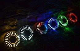 Бесплатная доставка FineNav 6pcs LED панели солнечных батарей Работает Открытый Тропинка светодиодный водонепроницаемый сад дорог свет украшения # DM-04 от Производители панели солнечных дорог