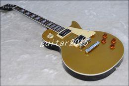 Chinese guitar - Golden black back, slash electric guitar, free shipping