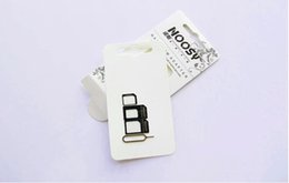 NOOSY Nano Sim & Micro Sim & Standard Sim Card Convertion Converter Nano Sim Adapter Micro sim Card For Iphone 6 Plus All Mobile Devices S12