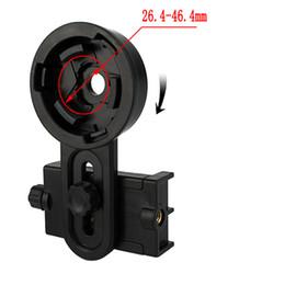 Wholesale Universal Cell Phone Camera Telescope Interface Bracket Adapter Mounts Telescope Accessories W2413A