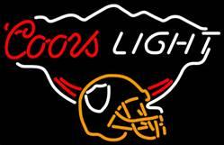 Promotion signes de cow-boy New Dallas Cowboys Coors Light Beer Neon Sign Bar Pub Lighting Ia vitre festins Taille 28