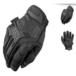 MECHANIX M-Pact Tactical Combat Airsoft Full finger Glove for Racing Paintball Hunting Cycling Riding Camping Climbing