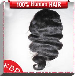 2017 cintas de la peluca del pelo Buena Cinta 7A Virgen pelo brasileño encaje pelucas Unprocessed cuerpo onda textura 135% densidad peluca cintas de la peluca del pelo en venta