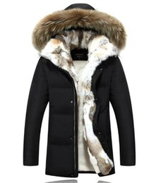Wholesale South Korea Men S Fashion - Men's winter new South Korea version of cultivate one's morality even cap with thick warm white duck down couple down jacket. S-5xl