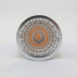 Driverless CREE AC COB Dimmable GU10 7W Ampoules LED Light Bulb No Driver GU10 lamp 3-Year warranty replace 50w halogen lamp
