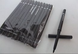12pcs lot Hot selling Waterproof automatic eyeliner pencil lowest price
