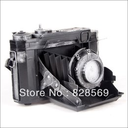 Wholesale Wedding clothes decoration props vintage camera furnishings antique camera telephone Home decorations Gifts crafts