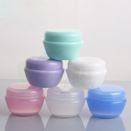 5g Cosmetic Empty Jar Pot Eyeshadow Makeup Face Cream Lip Balm Container Bottle cosmetic bottle packaging