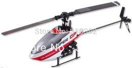 Gros-Livraison gratuite moins cher Mini Walkera super CP Flybarless 6 canaux 3-Axis Mini RC Helicopter 3D sans émetteur helikopter walkera super on sale à partir de walkera super fournisseurs