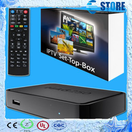Wholesale IPTV TV Box Mag250 linux Operating System IPTV Set Top Box Without Iptv Account Mag Iptv Decoder